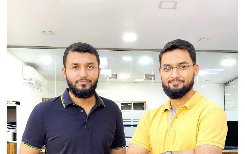 Cofounders of DXBUY, Rizwan and Adnan Zubairi 2